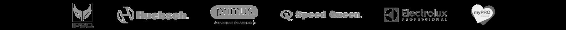 Ipso | Huebsch | Primus | Speed Queen | Electrolux MyPro XL